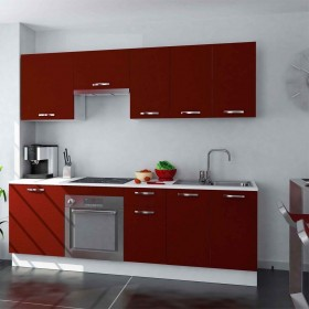 Vistoso Cocinas Kit Baratos Brisbane Festooning - Ideas de ...